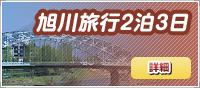 旭川旅行2泊3日